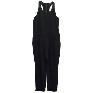Rag & Bone Black Jumpsuit