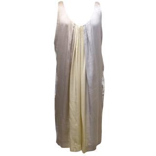 Day Birger et Mikkelsen Sleeveless Mouse Grey Silk Dress