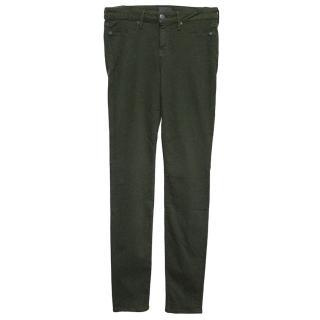 Vince Dark Green Jeans