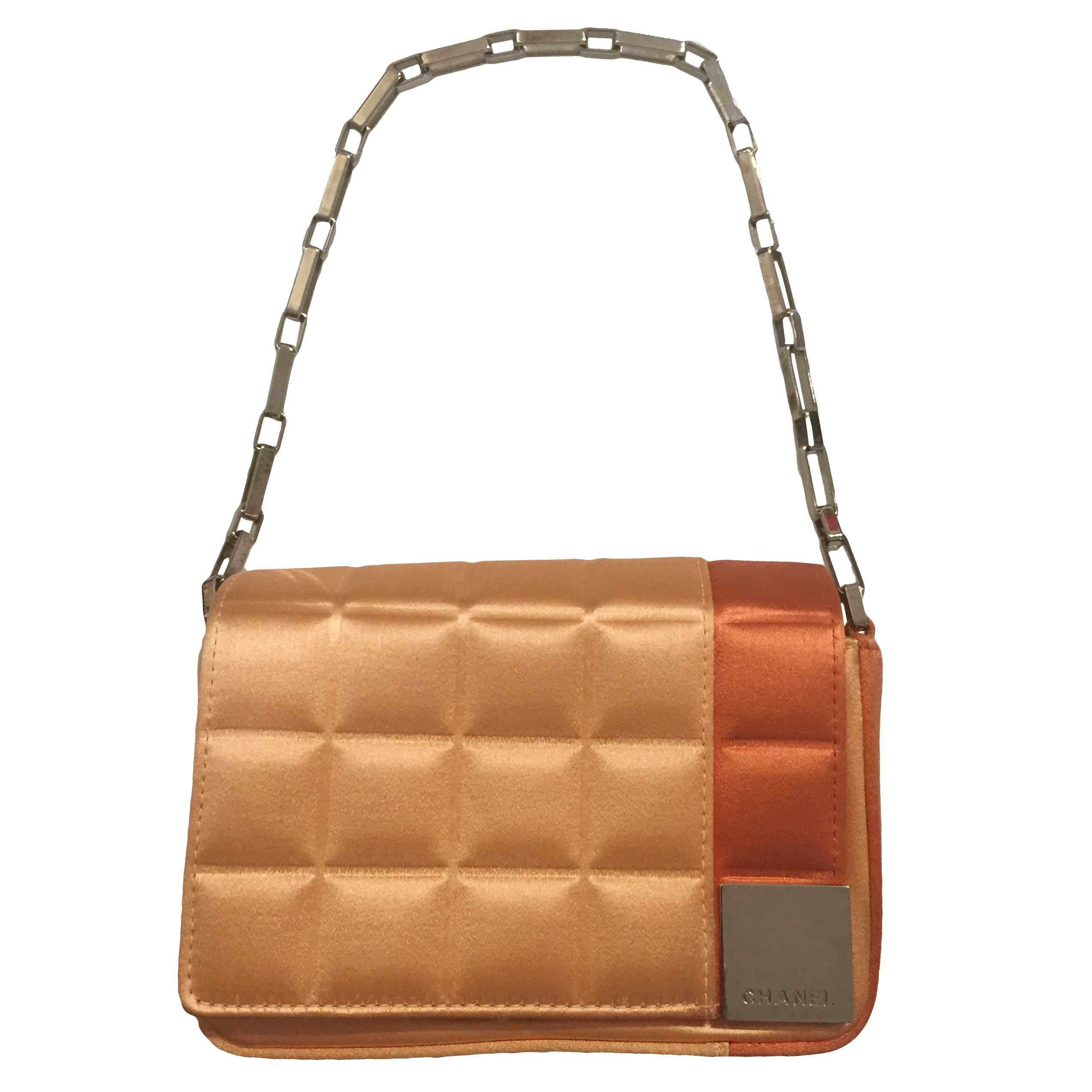 05ecc69f6ad1 Chanel Satin Chocolate Box Handbag   HEWI London