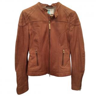 Fornarina Leather Jacket