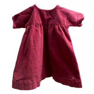 Petit Bateau Corduroy Dress
