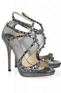Jimmy Choo Viola evening sandals