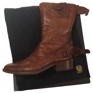 Belstaff Road master boots
