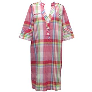 Tommy Hilfiger Multicoloured Shirt Dress