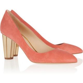Charlotte Olympia Pink Liz Shoes
