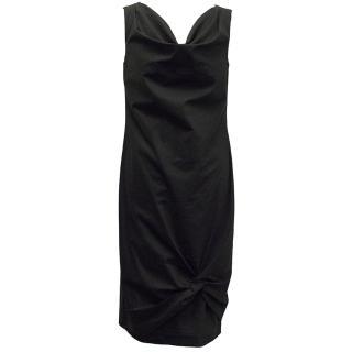 MaxMara Black Sleeveless Dress