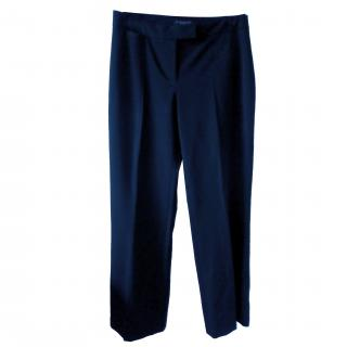 Betty Jackson studio wide leg trousers