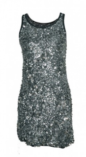Plein Sud Sequin Dress