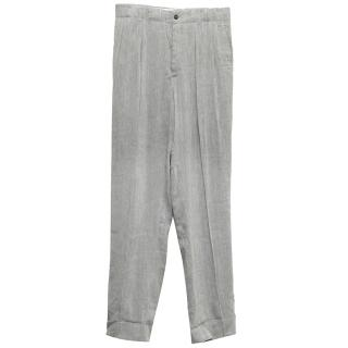 J.Lindeberg Grey Trousers