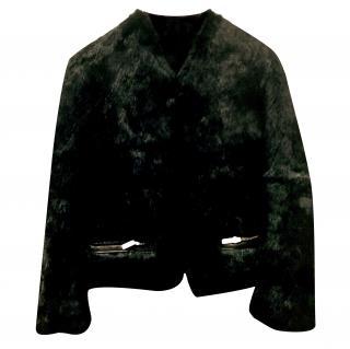 Sandro Fur jacket
