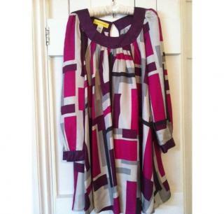 Catherine Malandrino Silk Dress