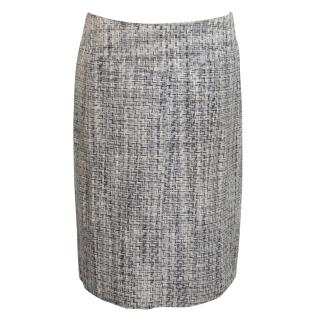 Roland Mouret tweed skirt