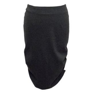 Krizia wool skirt