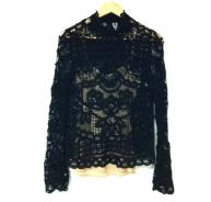 MARC by Marc Jacobs Black Lace Blouse RRP $420