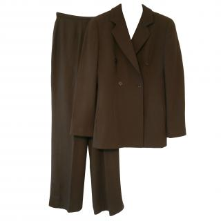 Emporio Armani italy trouser suit