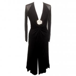 Emma Somerset evening dress