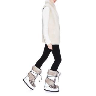 Jimmy Choo, Moon Boots Classic Reflex