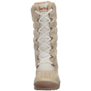 Women's Earthkeepers Mount Holly Tall Boot Cream 7.5US