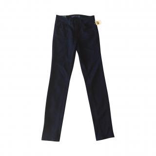 J Brand Maria High Rise Skinny Jeans in Dynamite