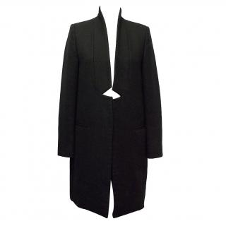 Stella McCartney Black Blazer with Shawl Lapel