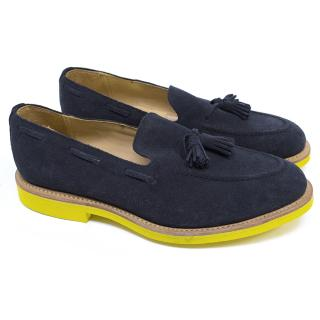 Mark Mcnairy Loafers With Tassel Detail