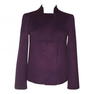 JAEGER  angora/wool jacket, size 8 UNWORN