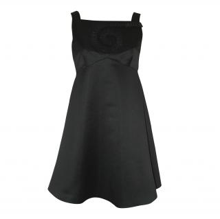 Armani little black cocktail dress, size 42 UNWORN