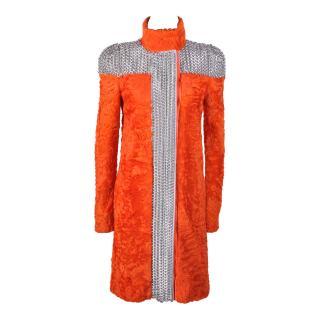 Versace Fur Coat