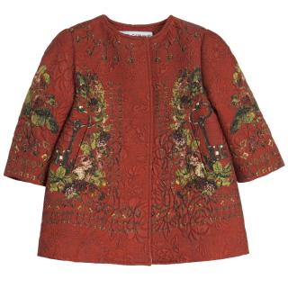 Dolce and Gabbana Mini Me Girl's Coat