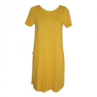 COS yellow dress, size S