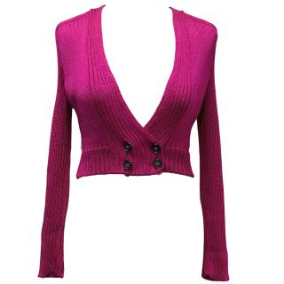 Missoni Pink Cardigan