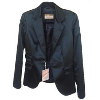 Galliano satin jacket