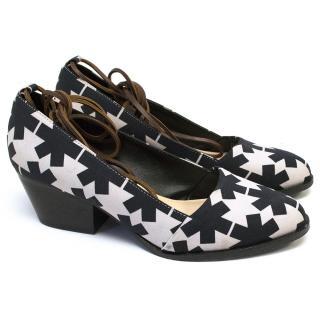 Vivienne Westwood Asterisk Print Shoes