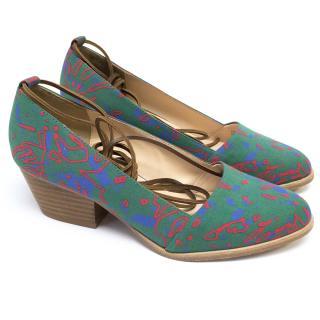 Vivienne Westwood Lace Up Shoes