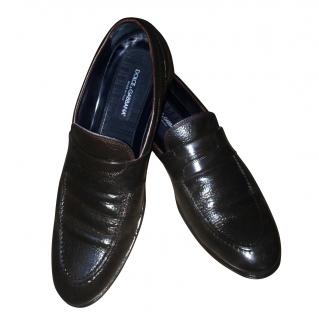 Dolce Gabbana Penny Loafers