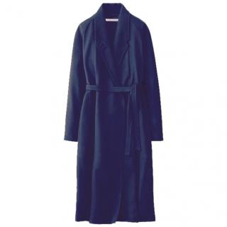 Lemaire Cashmere Coat Navy M New