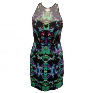 Milly multi colour dress