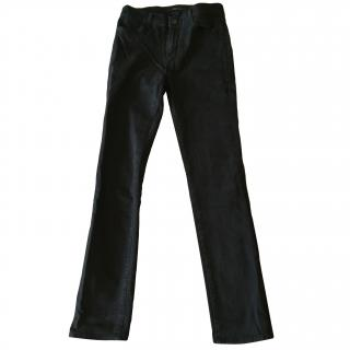 J Brand High Rise Rail Jeans in Vanity