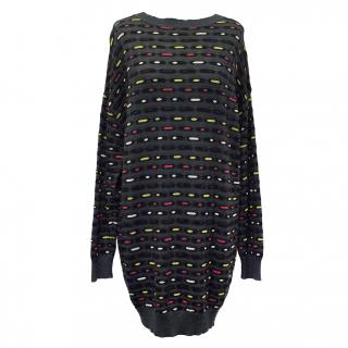 Missoni Long Jumper With Back Zip