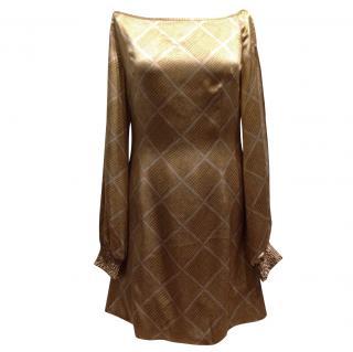 Rohmir  ''Babel'' Silk Dress