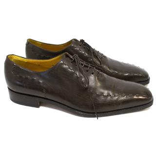 Dolce & Gabbana Brown Leather Brogues