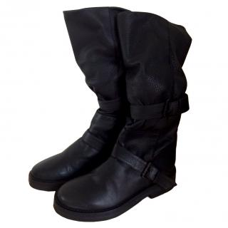 Ann Demeulemeester boots new season and never worn