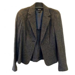 DKNY Lined woollen jacket