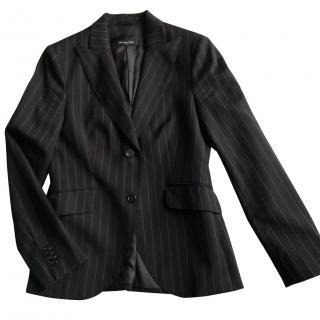 Massimo Dutti pinstriped blazer