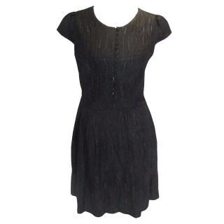 Issa black dress