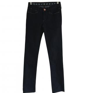 Earnest Sewn Harlan Blue Skinny Jeans