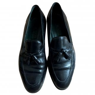 Gucci loafers with tassel