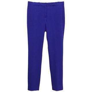 Joseph Colbalt Blue Trousers