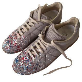 Maison Margiela Men's Sport Shoes. -Retro 70's